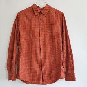 Men's Marmot button down shirt size M